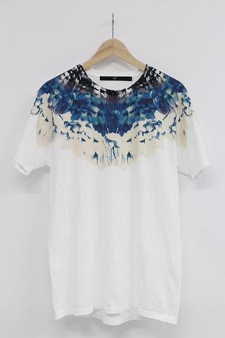 NO ID. Tシャツ.C天竺Wingプリント