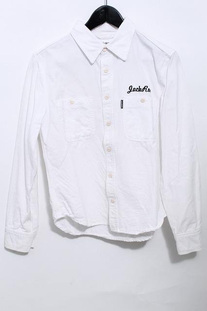 JACKROSE シャツ.カツラギ刺繍
