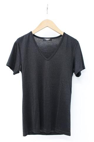 TORNADO MART Tシャツ.ラメ糸