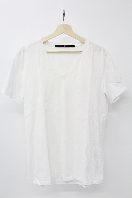 NO ID. Tシャツ.超長綿V/N-T