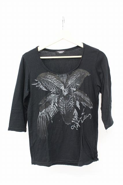 TORNADO MART Tシャツ.フラワー5S