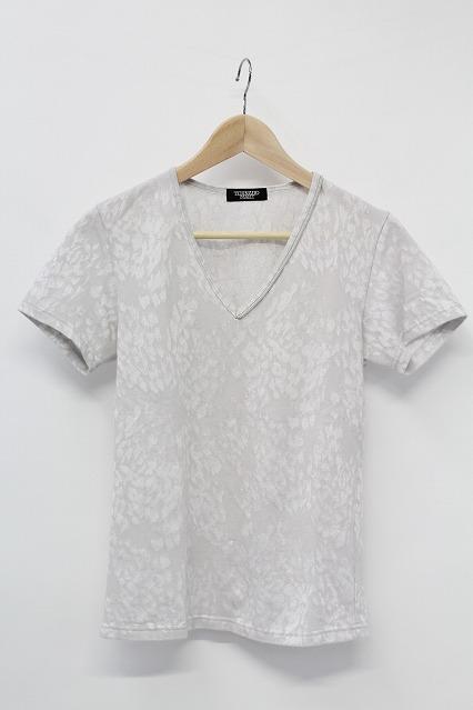 TORNADO MART Tシャツ.ジャガード