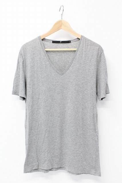 NO ID. Tシャツ.[B]ASSALA半袖V/N-T