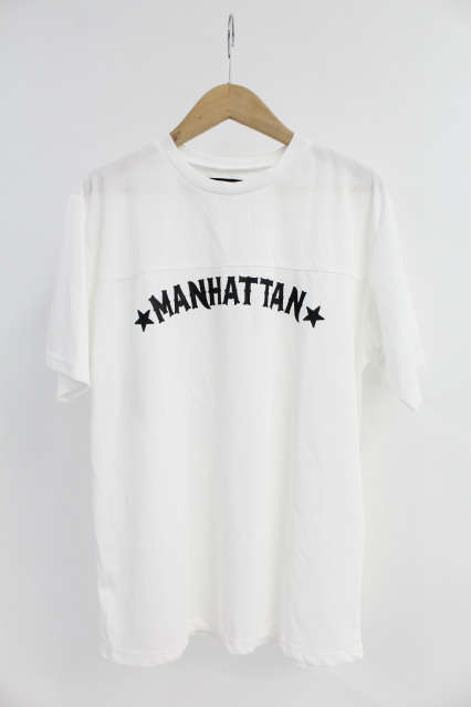 JACKROSE Tシャツ.ロゴ・メッシュTEE