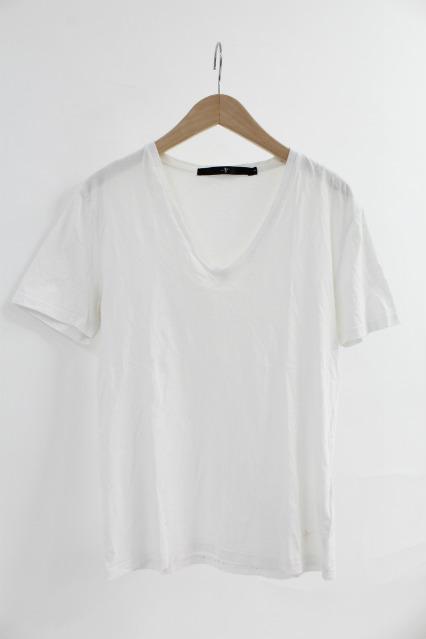 NO ID. Tシャツ.C度詰天竺半袖VN-T