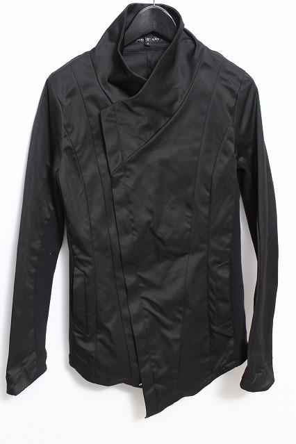 NO ID.BLACK ジャケット.PストレッチマルチシームBLZ