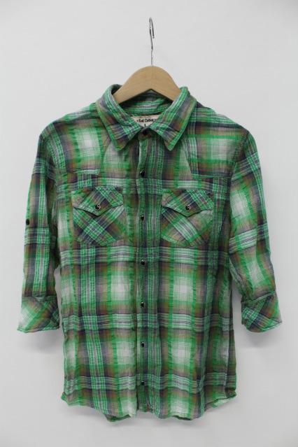 JACKROSE シャツ.チェック5S