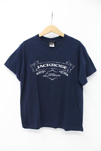 JACKROSE Tシャツ.ネームロゴ