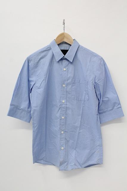 MURDER LICENSE シャツ.五分袖タイプライター