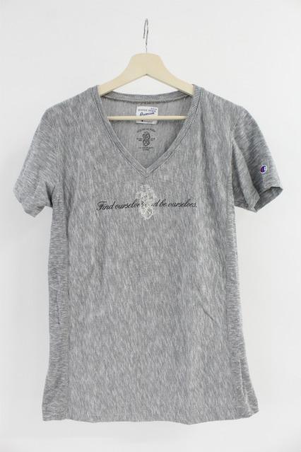 GOSTAR DE FUGAxChampion Tシャツ.ロゴスウェット