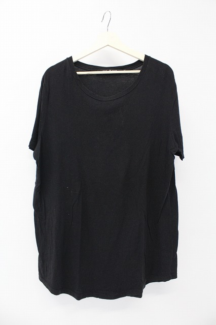 NO ID.BLACK Tシャツ.CモダールルーズC/N