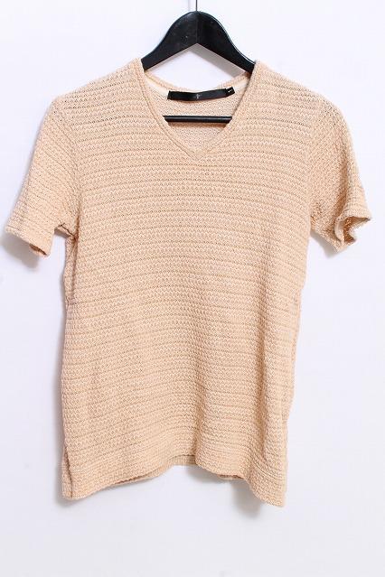 NO ID. Tシャツ.サマータックニットV