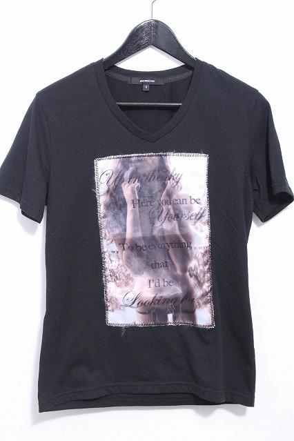 JACKROSE Tシャツ.3Dガールフォト