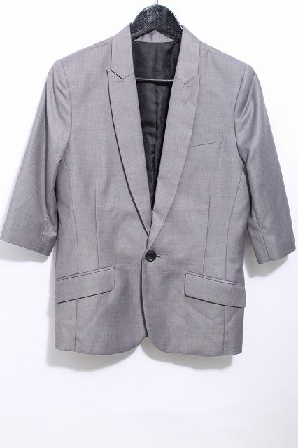 GOSTAR DE FUGA ジャケット.Scarface 6分袖テーラード