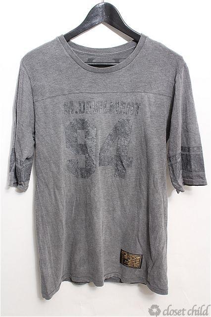 Moonage Devilment(清春) Tシャツ.ナンバープリント
