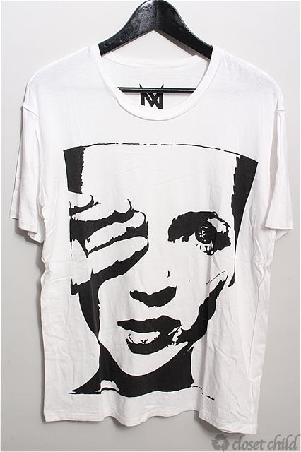 Moonage Devilment(清春) Tシャツ.KXXE BIGシルエット
