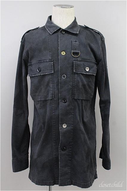 Moonage Devilment(清春) ジャケット.PROPA9ANDAコラボアーミーシャツ