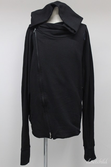 Moonage Devilment(清春) パーカー.Embroidery Over Asymmetry Hoody