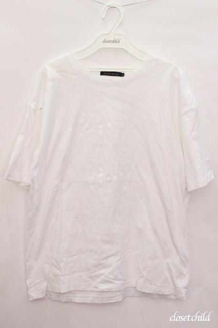 GOSTAR DE FUGA Tシャツ.オーバーサイズロゴプリント