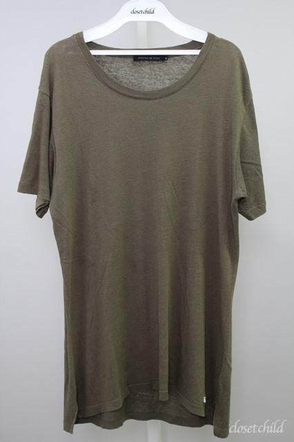 GOSTAR DE FUGA Tシャツ.Albero フランダースリネン