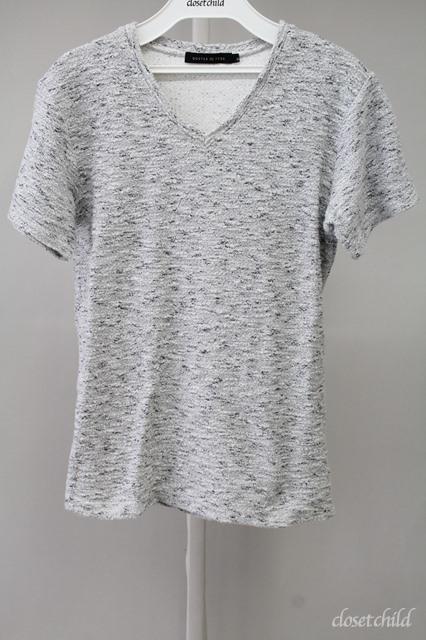 GOSTAR DE FUGA Tシャツ.パイル半袖Vネック