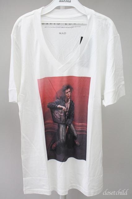 Moonage Devilment(清春) Tシャツ.DAVID BOWIE