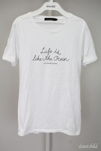 GOSTAR DE FUGA Tシャツ.メッセージ