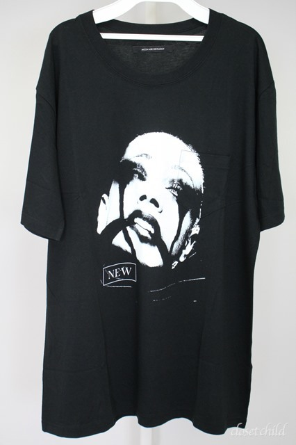 Moonage Devilment(清春) Tシャツ.newプリント