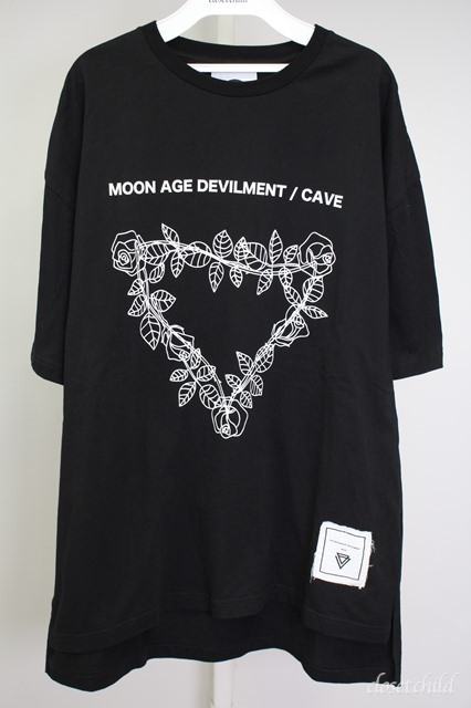 Moonage Devilment(清春) Tシャツ.Graphic Over