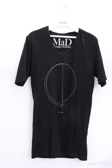 Moonage Devilment(清春) Tシャツ.グラフプリント