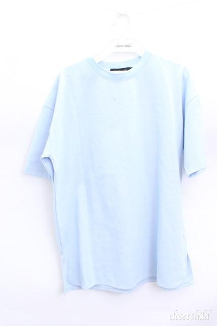 GOSTAR DE FUGA Tシャツ.Cosmoオーバーサイズ無地