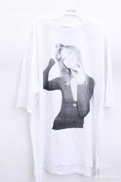 Moonage Devilment(清春) Tシャツ.プリントビッグ