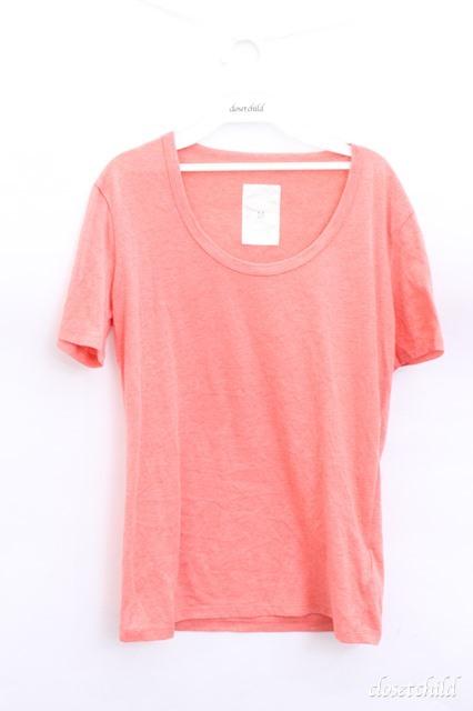 Moonage Devilment(清春) Tシャツ.カシュクール襟ポケット
