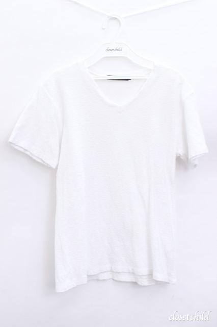 GOSTAR DE FUGA Tシャツ.19SSパイルVネック