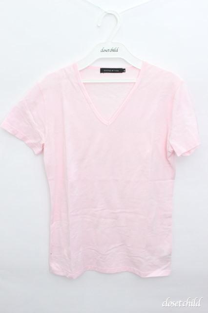 GOSTAR DE FUGA Tシャツ.ANTILLES ジャガードVネック