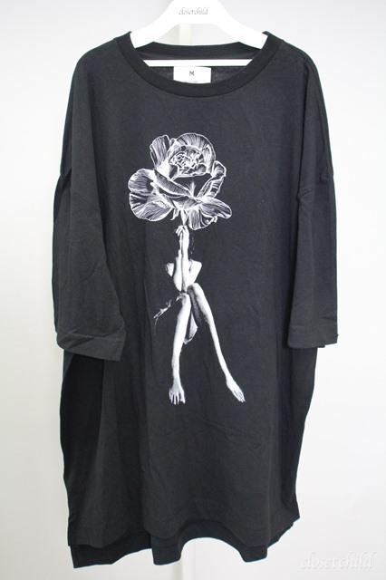 Moonage Devilment(清春) Tシャツ.Print Over T Type-C